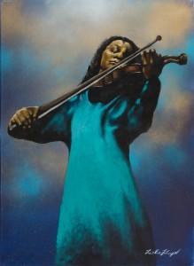 Violin Large