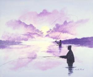 Fishin' at Dawn